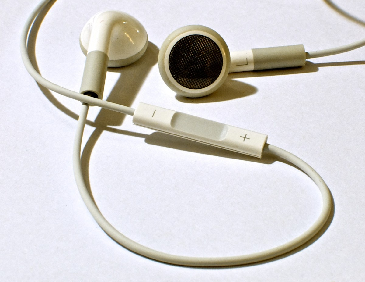 Another alternative is earbuds.
