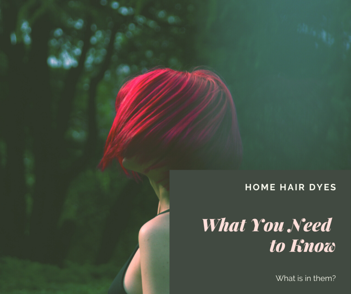 What you Need to Know About Home Hair Dyes
