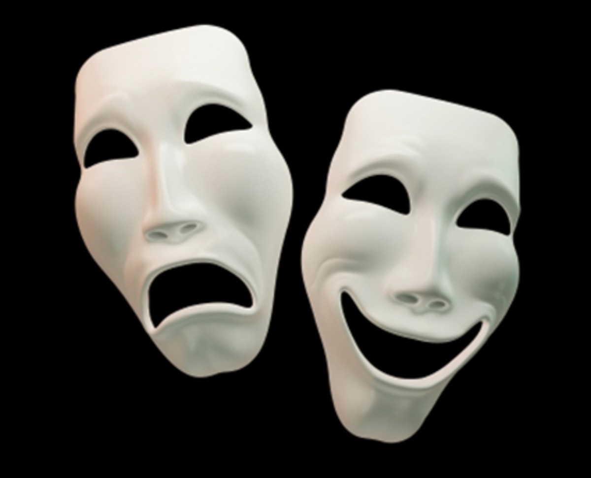What mask do you wear for the public?