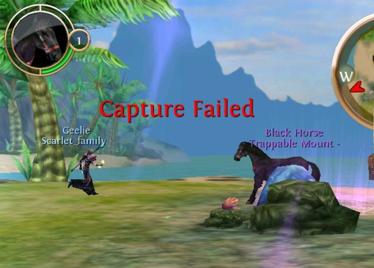 In order and Chaos if the bond stone fails it will say capture failed, if it succeeds it says capture success.