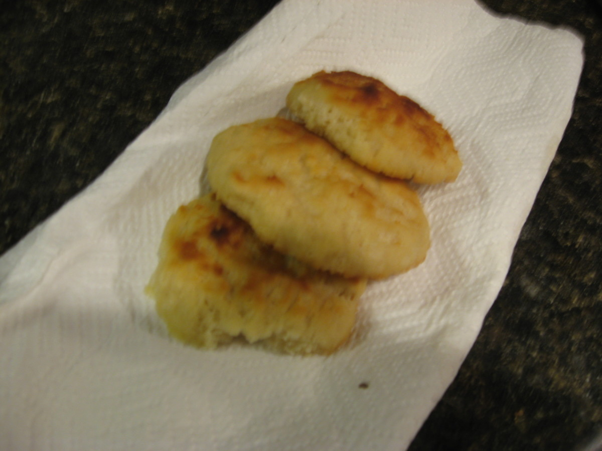 Low Carb Yeast Biscuits