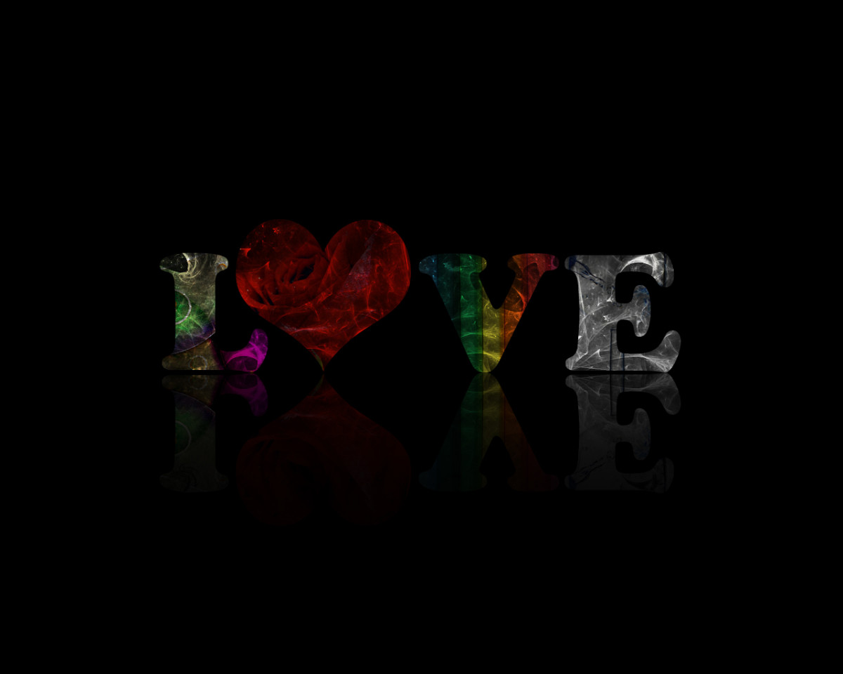 Love with a Heart image