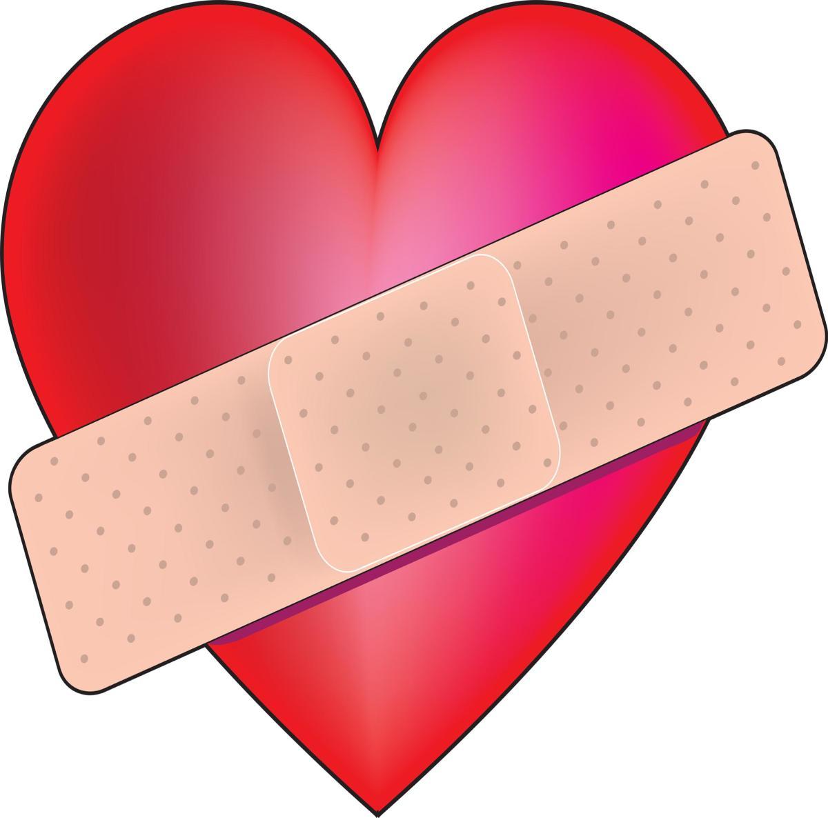 Bruised Heart Image