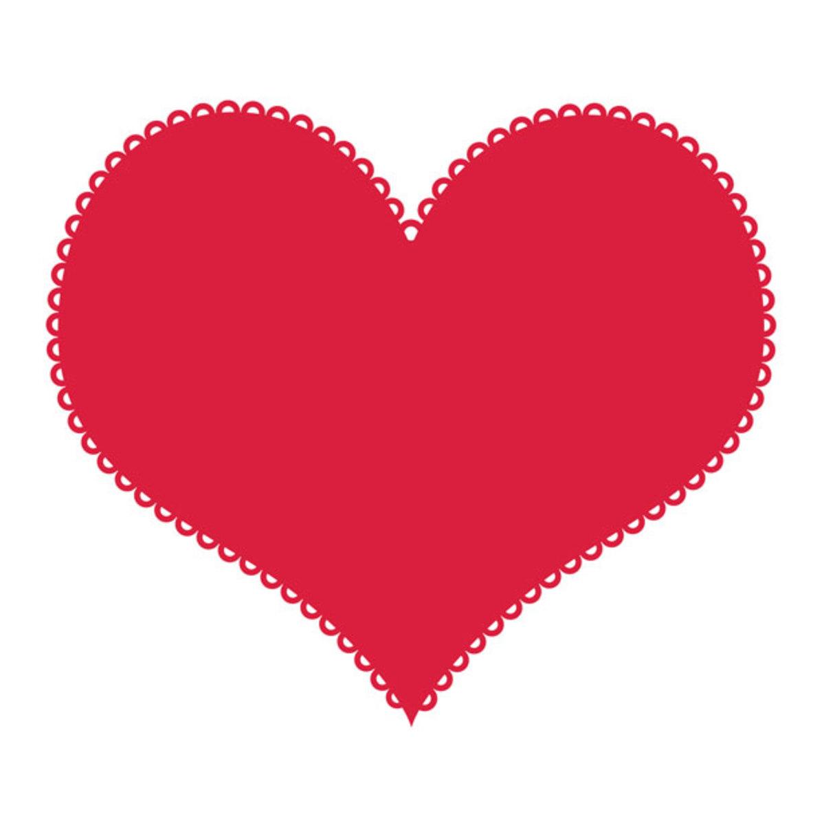 Simple Heart shape
