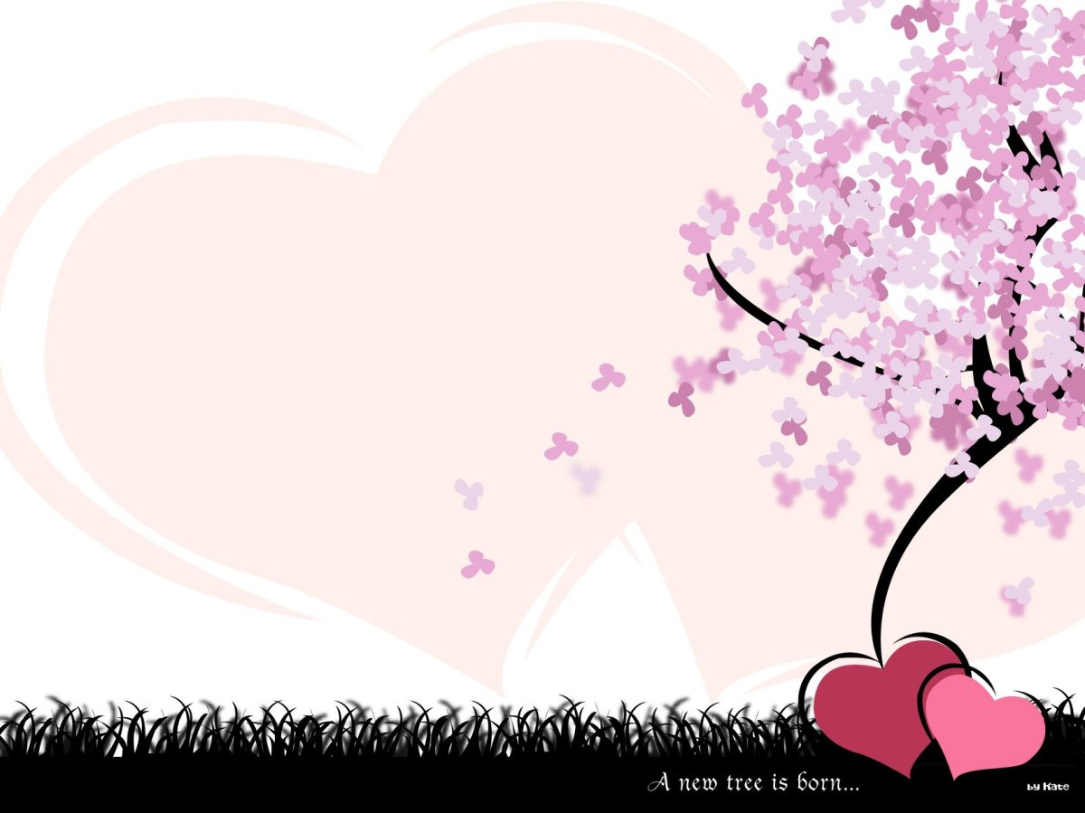 Sweet image of hearts
