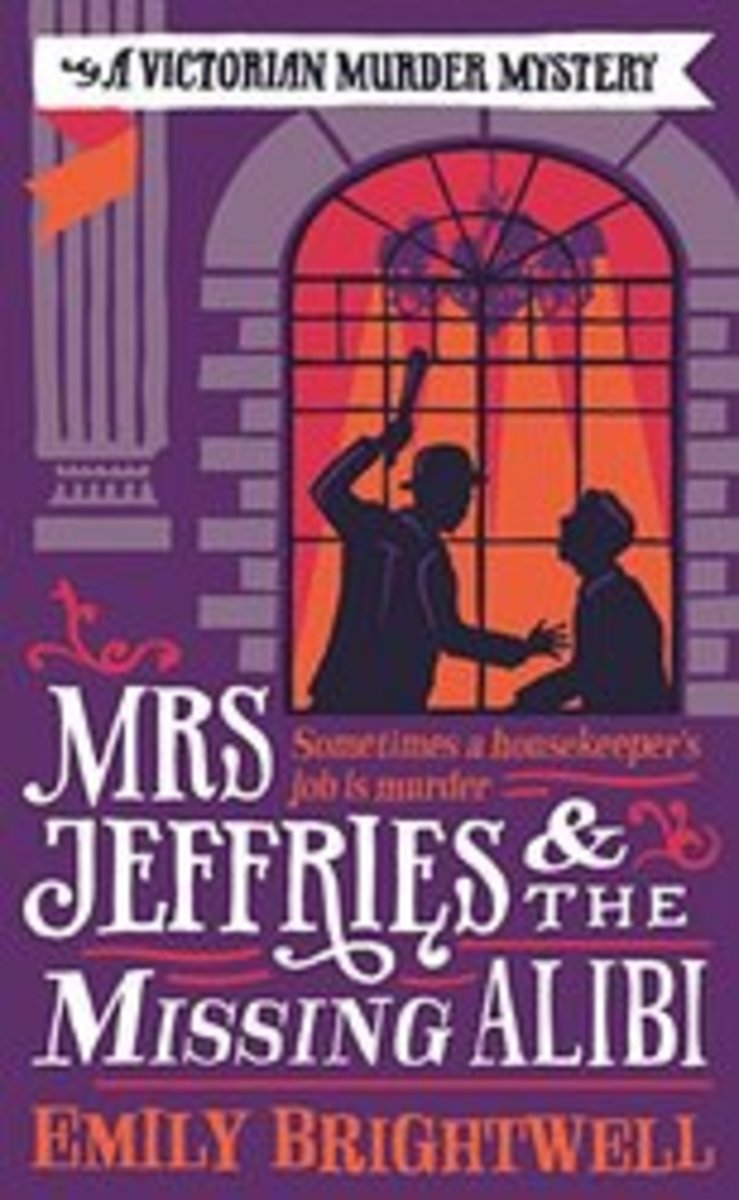 Mrs. Jeffries book 8