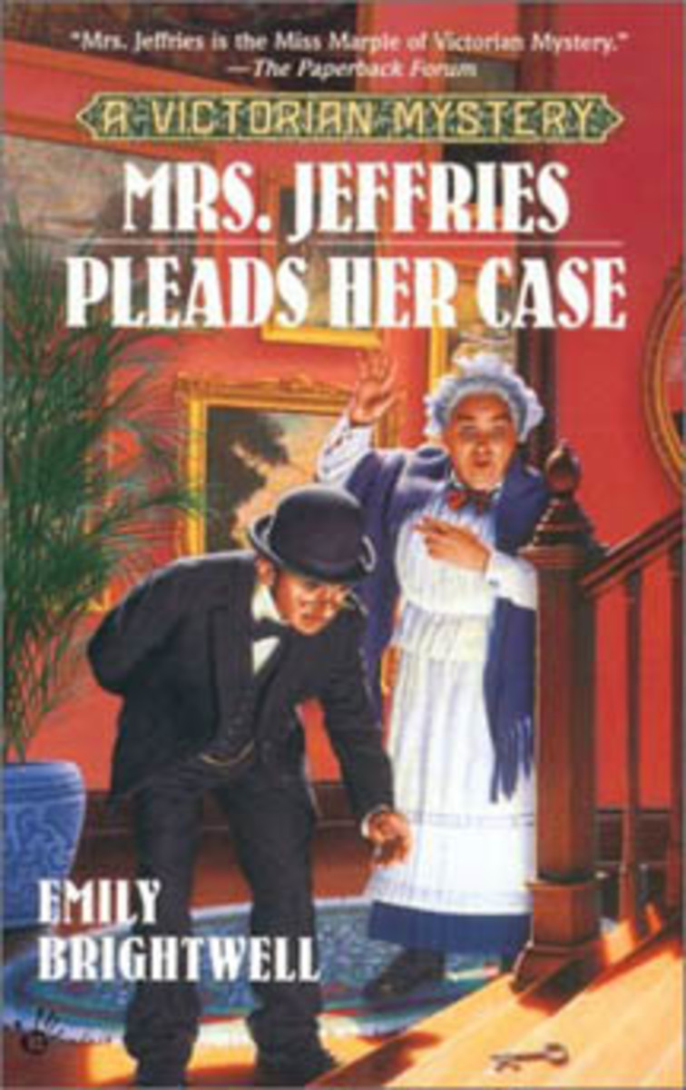 Mrs. Jeffries Book 17
