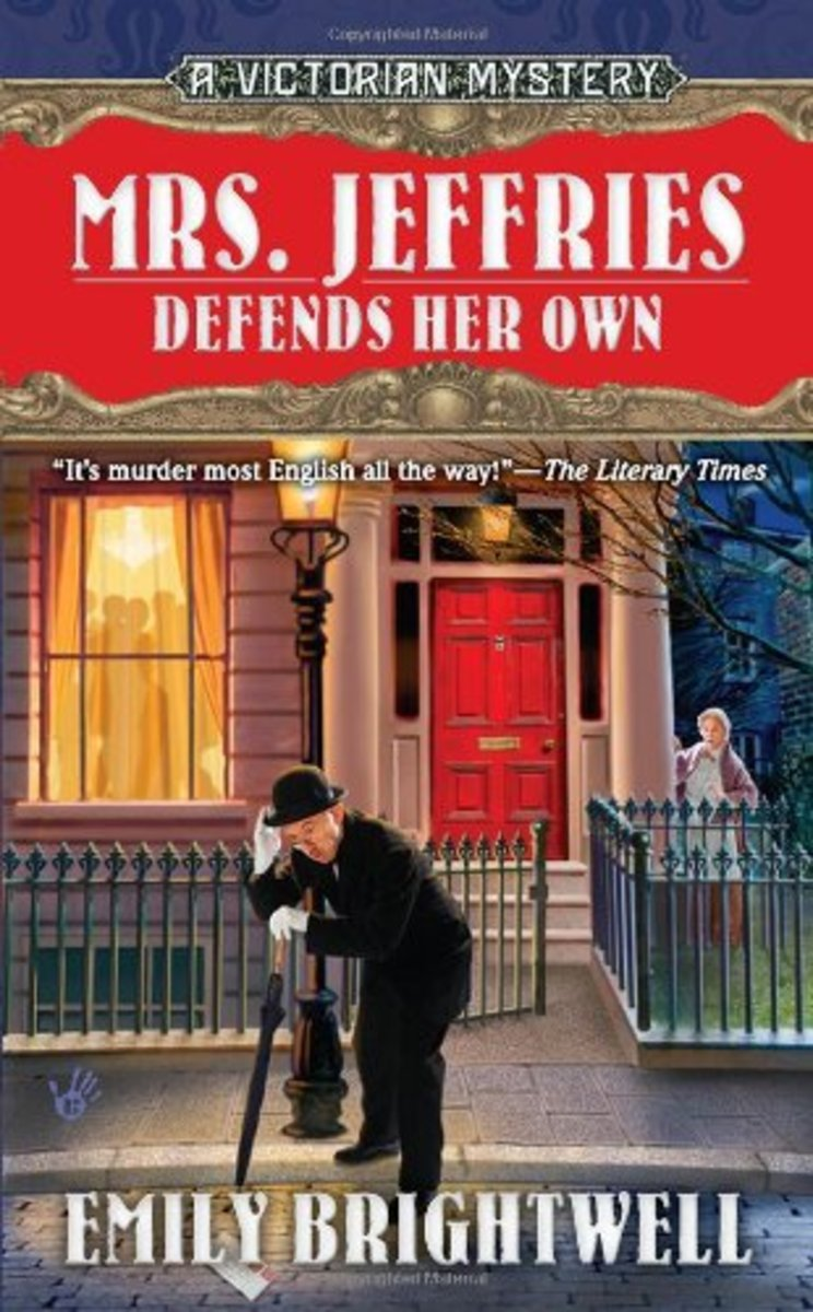 Mrs. Jeffries Book 30