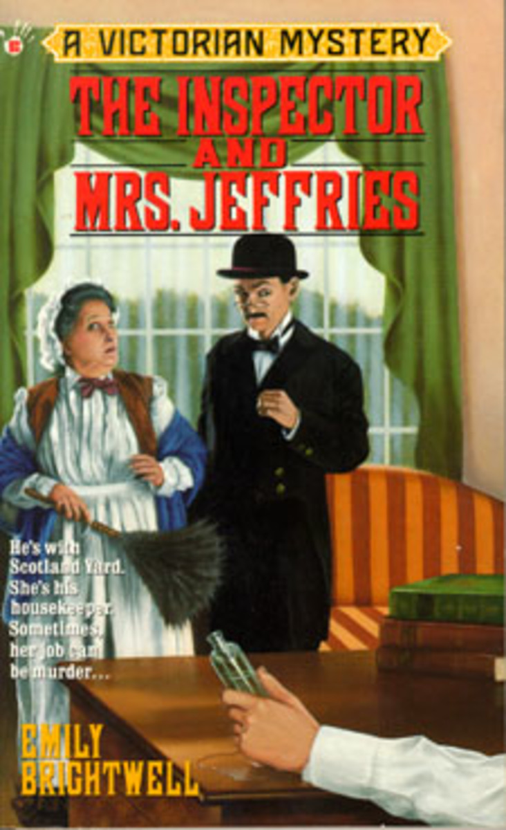 Mrs. Jeffries Book 1