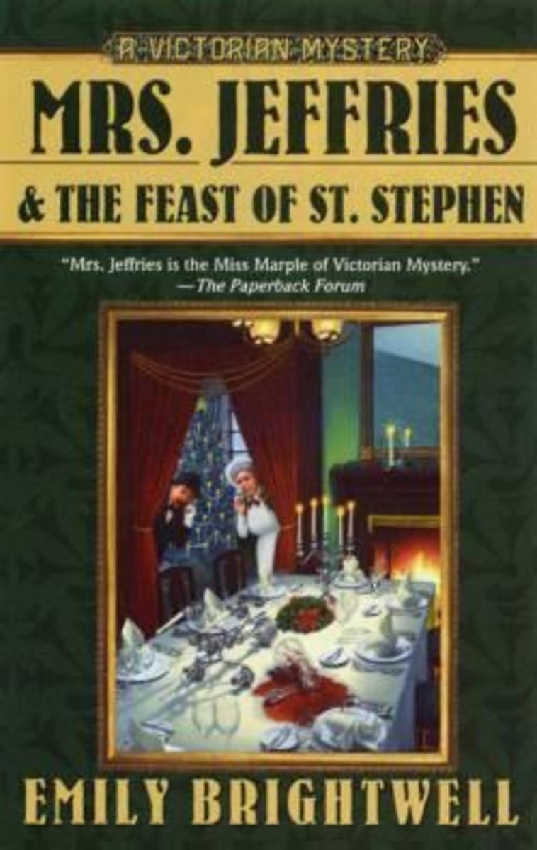 Mrs. Jeffries Book 23