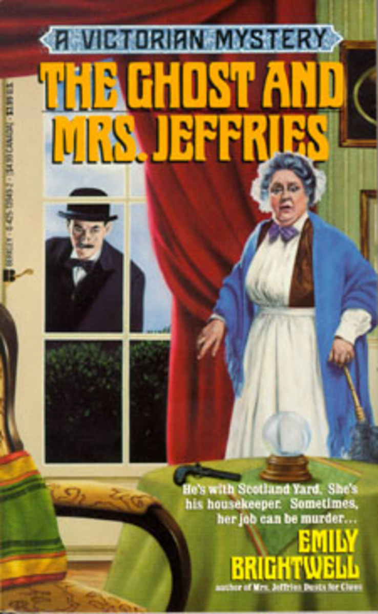 Mrs. Jeffries Book 3