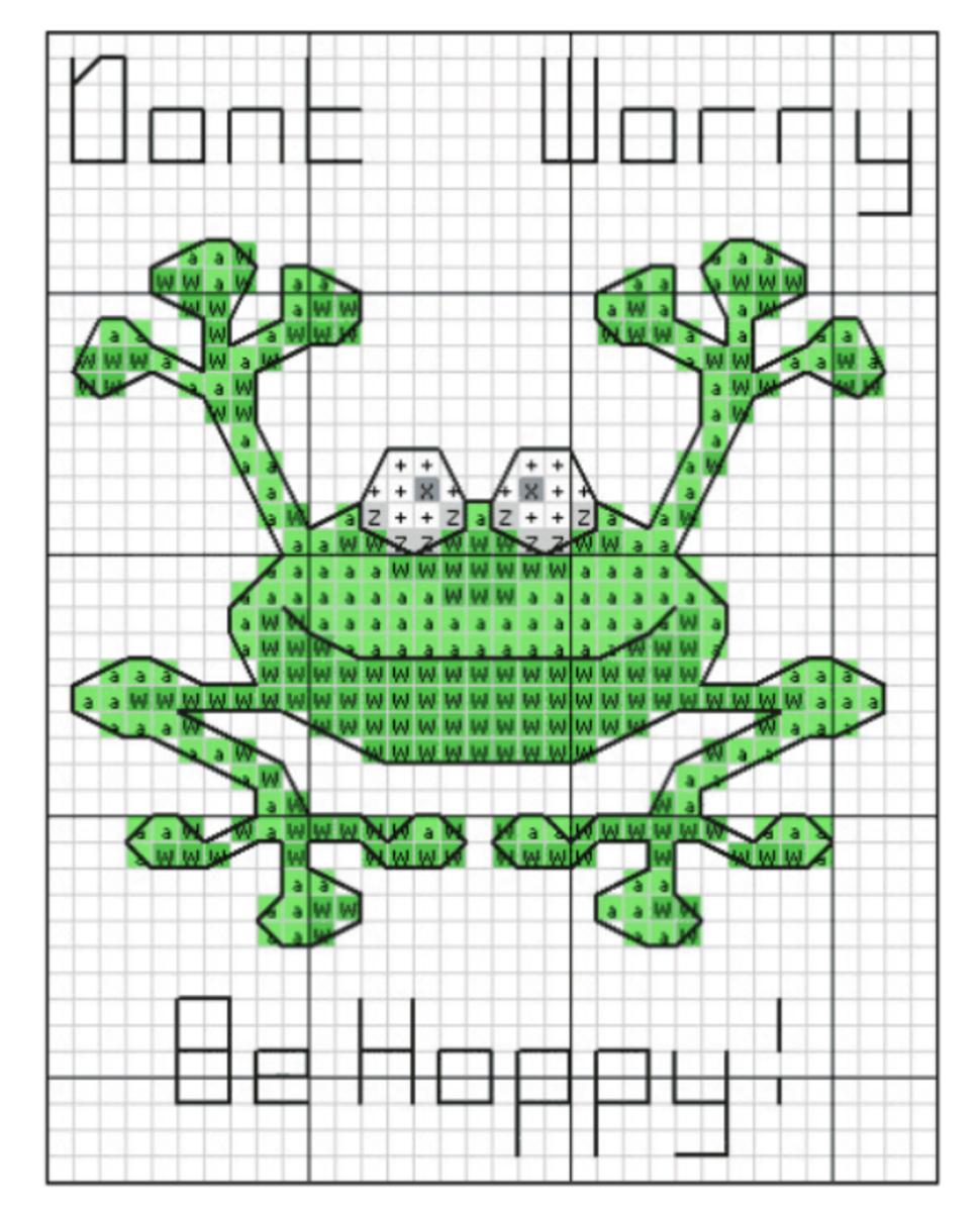 happy-frog-cross-stitch