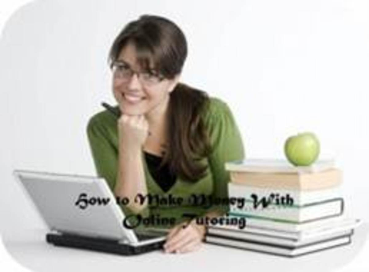 Make Money by Tutoring Students Online