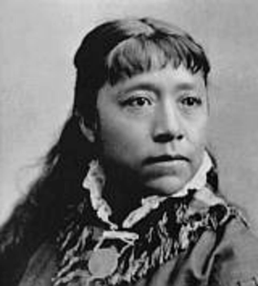 Sarah Winnemucca - Northern Paiute Author, Advocate, Activist
