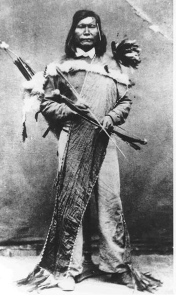 Numaga, Paiute War Leader