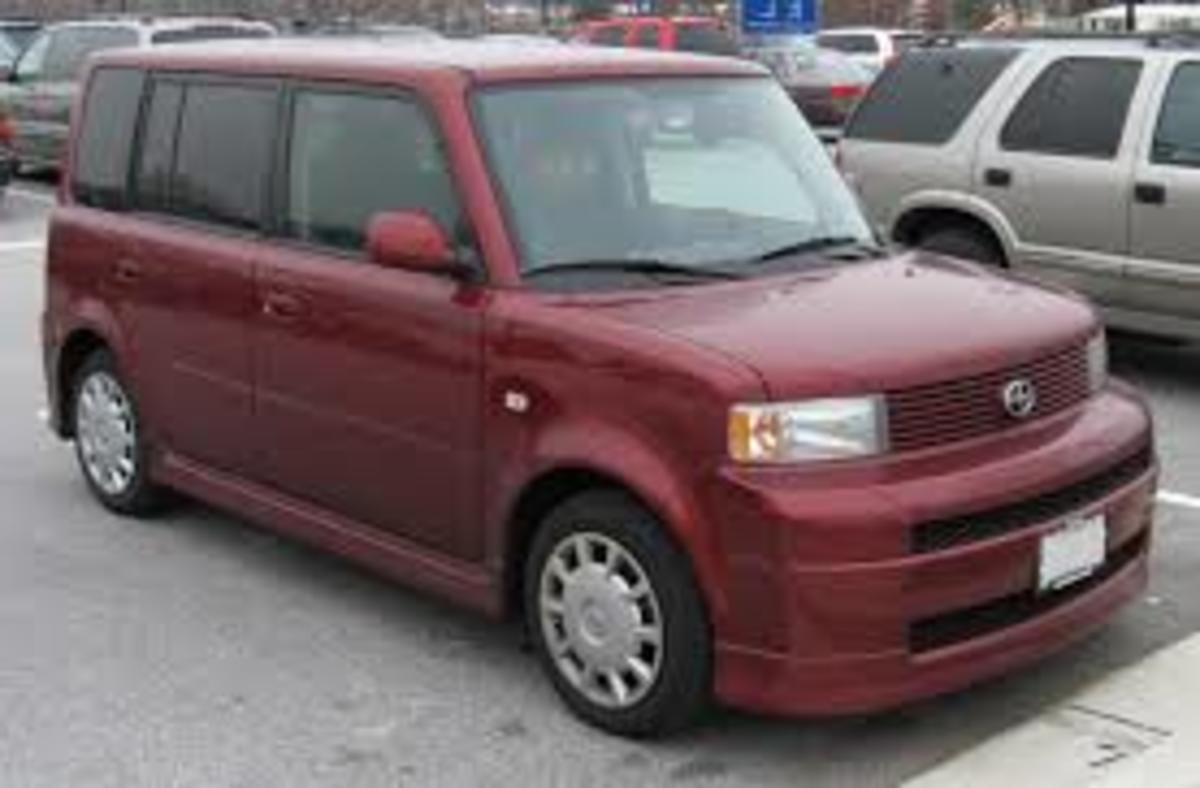 The Scion XB was improved upon using genchi genbutsu