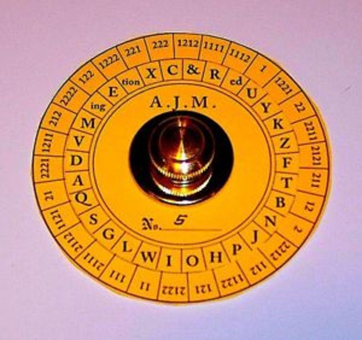 Signal Cipher