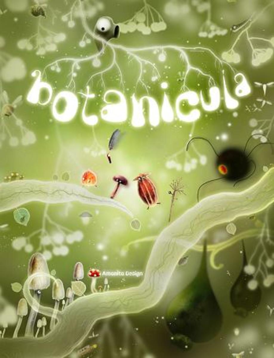 One Of The Games Like Machinarium Also From Amanita Design.
