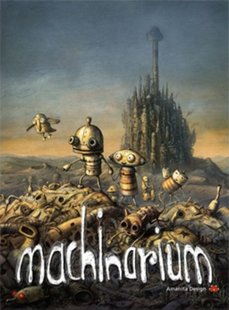 Check Out My Favourite Puzzle Games Like Machinarium.