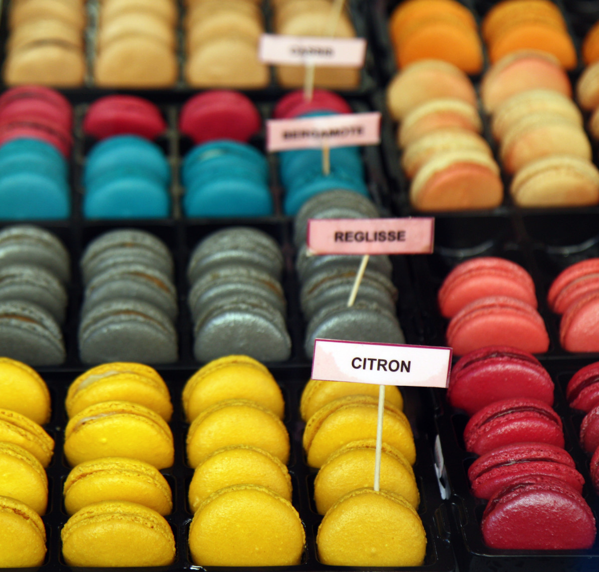 If you serve or gift multiple flavors, it can be helpful to label them so that people know what they are getting.
