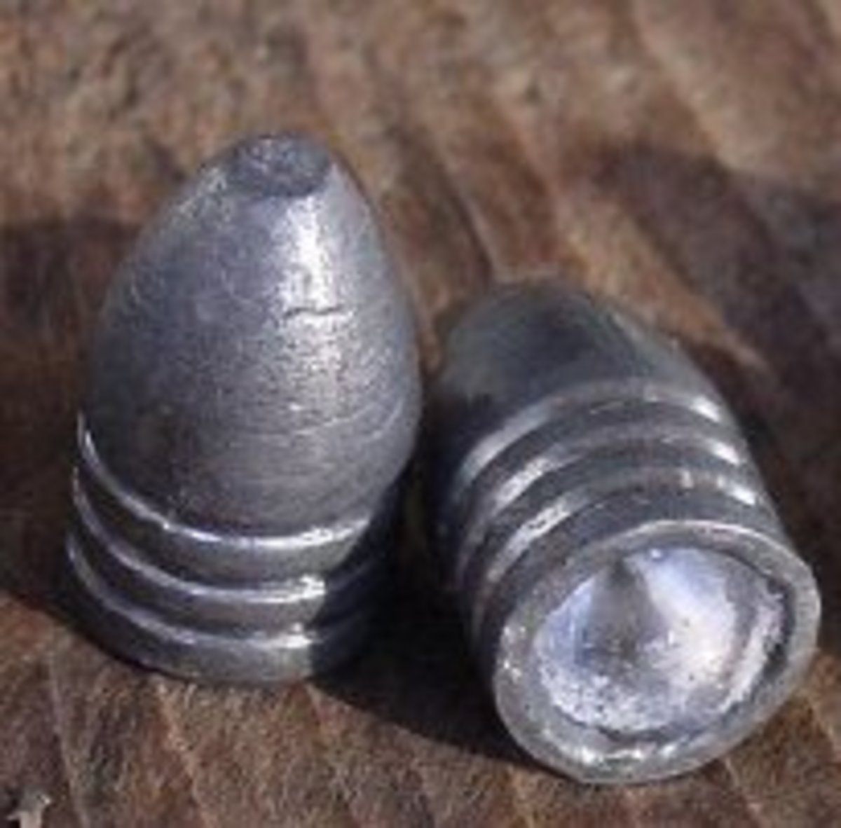 Minie Balls, .58 caliber, for rifled muskets
