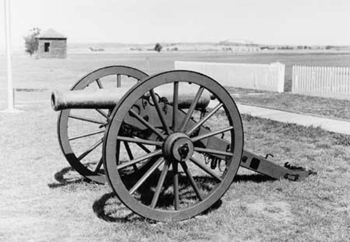 Napolean (smoothbore) cannon
