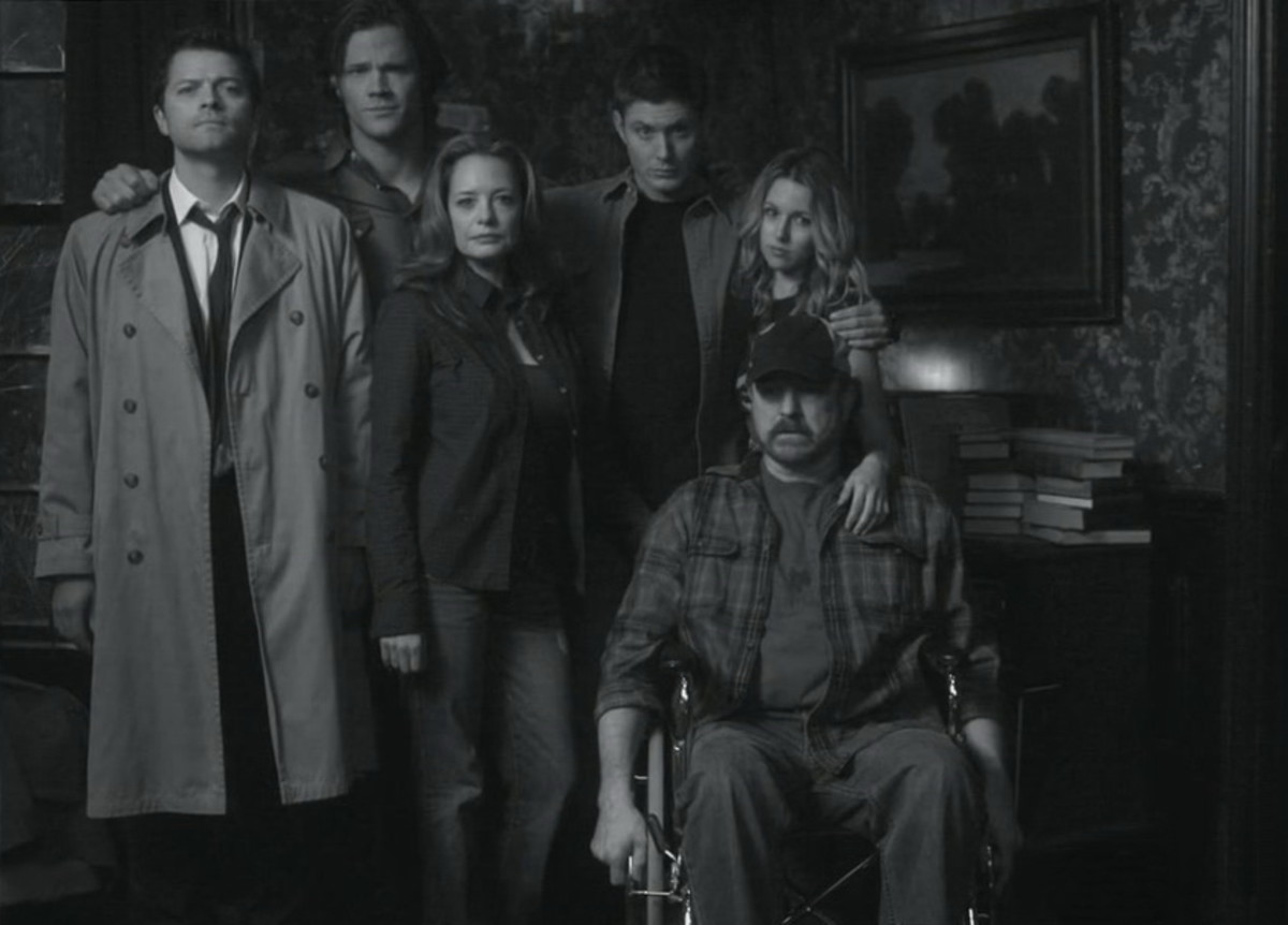 The CW's Supernatural Cast: From Jensen Ackles to Alona Tal