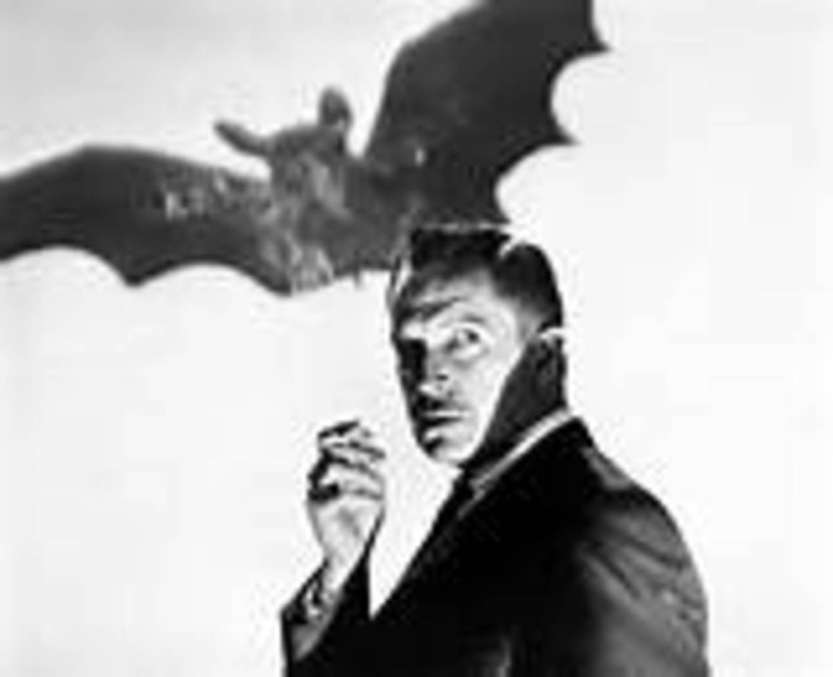 Vincent Price, King of horror