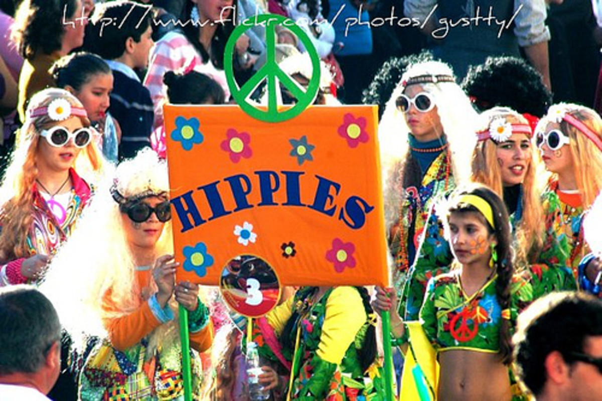 Hippie Party Decorations Australia