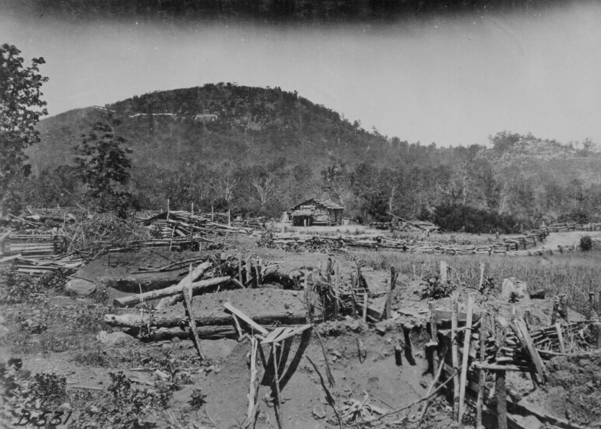 American Civil War Life: Union Infantryman - Life on Campaign 12