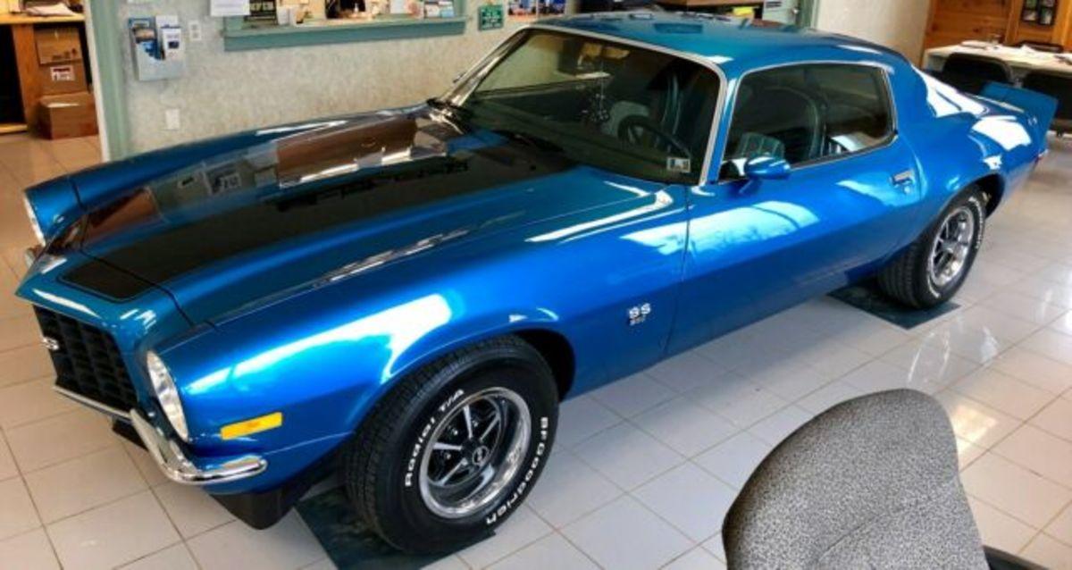 1970 Chevrolet Camaro Super Sport