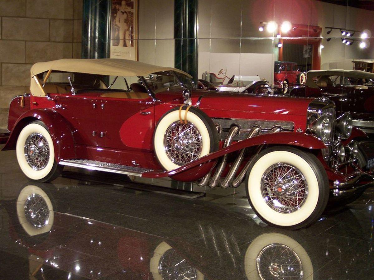 1935 SJ Duesenberg La Grande Dual-Cowl Phaeton