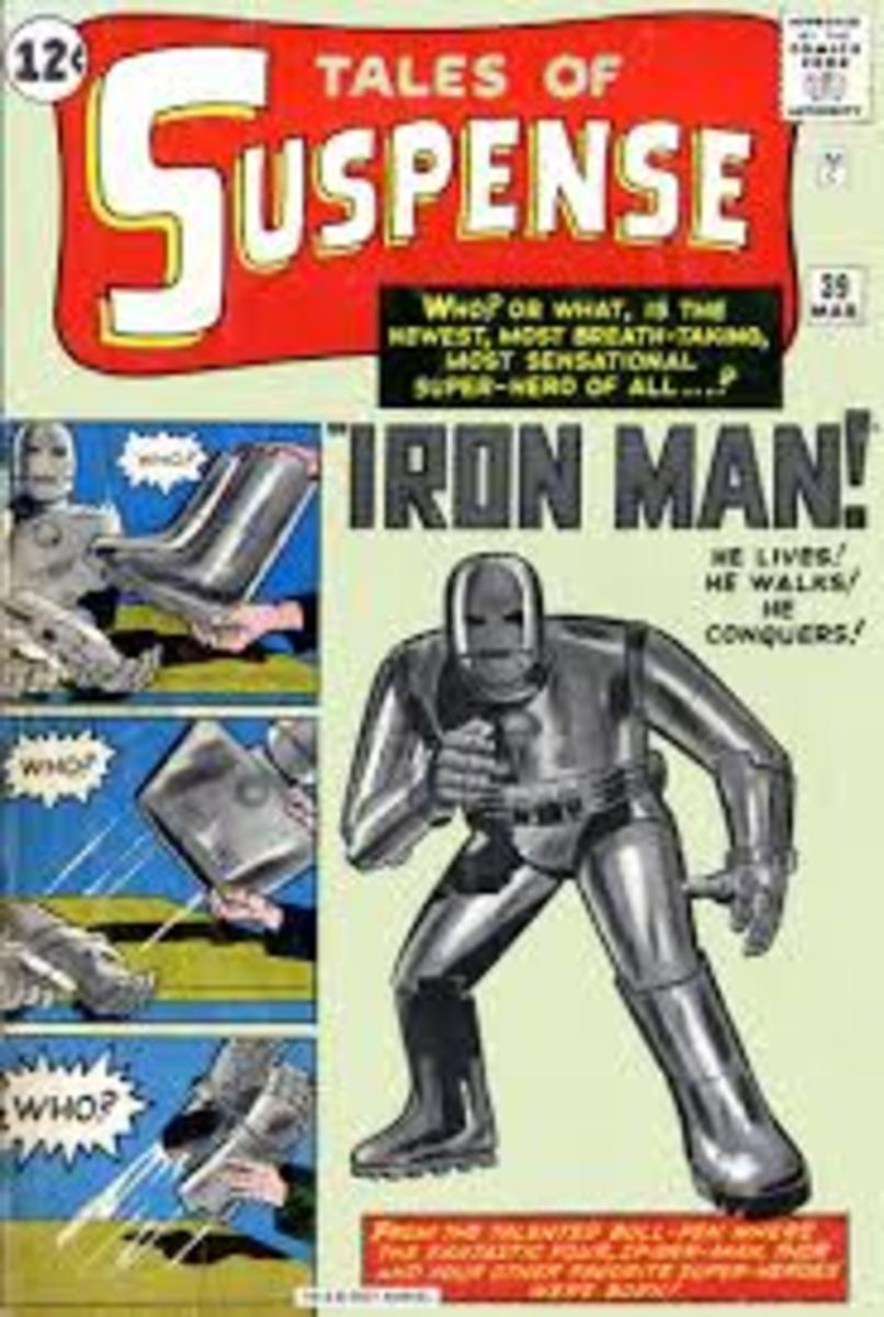 Tales Of Suspense # 39
