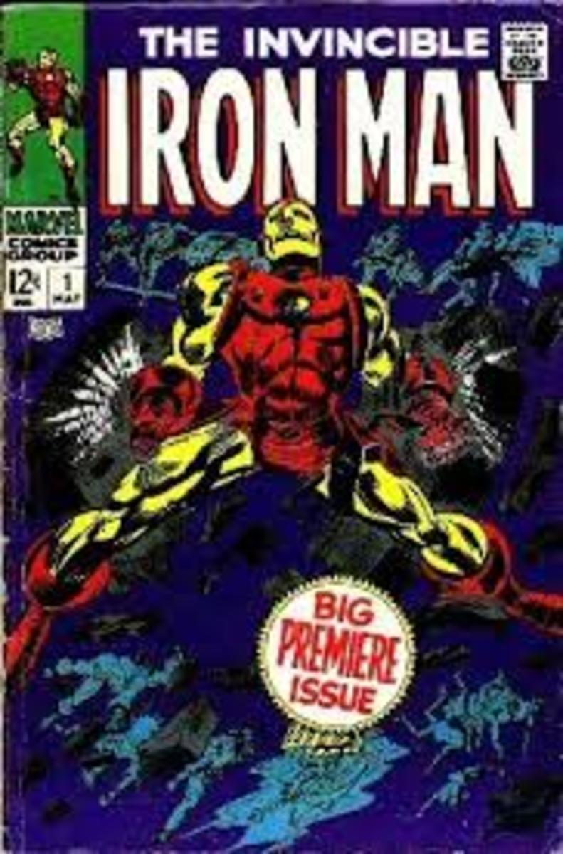 Iron Man # 1 May 1968