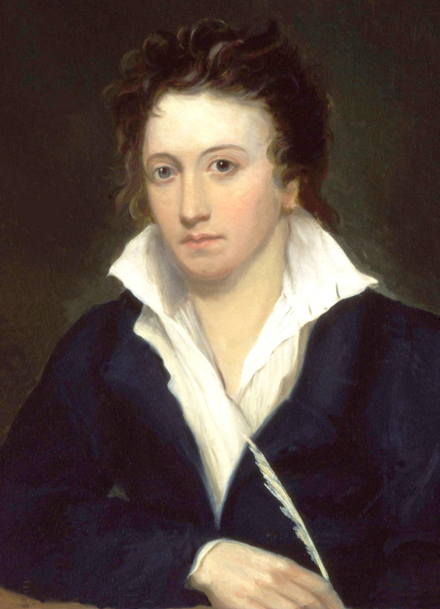 P.B Shelley: A Romantic Poet