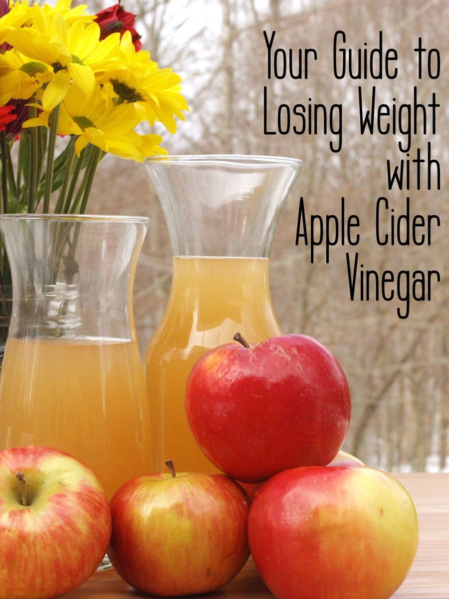 how to lose weight with vinegar