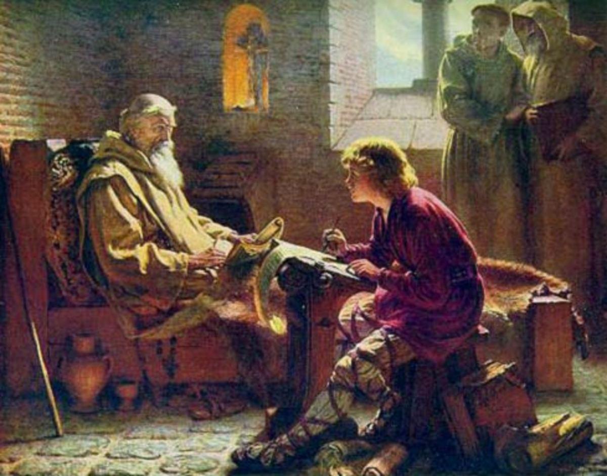 The Venerable Bede