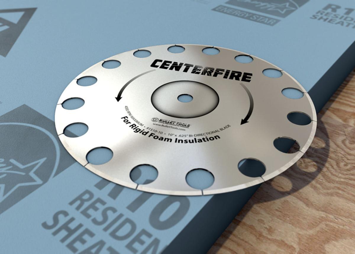 Centerfire Blade