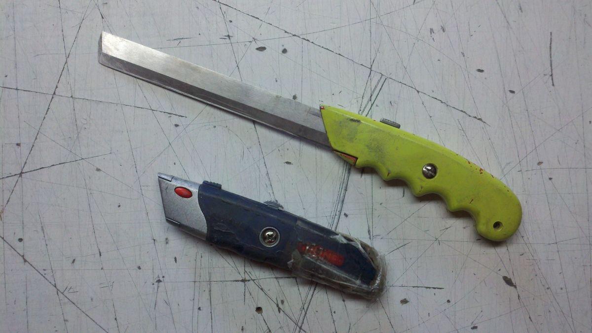 EZ Insulation Knife