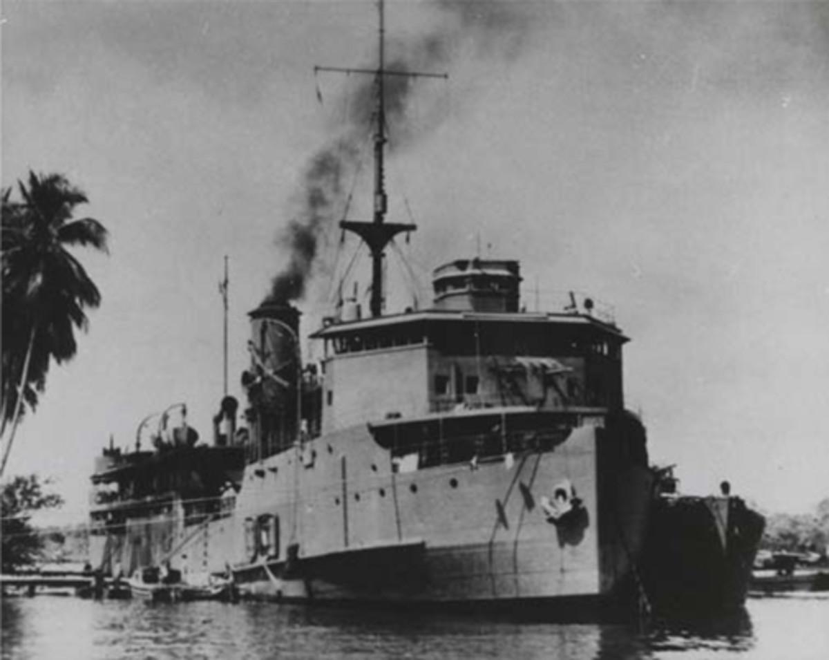 HMAS Ping Wo