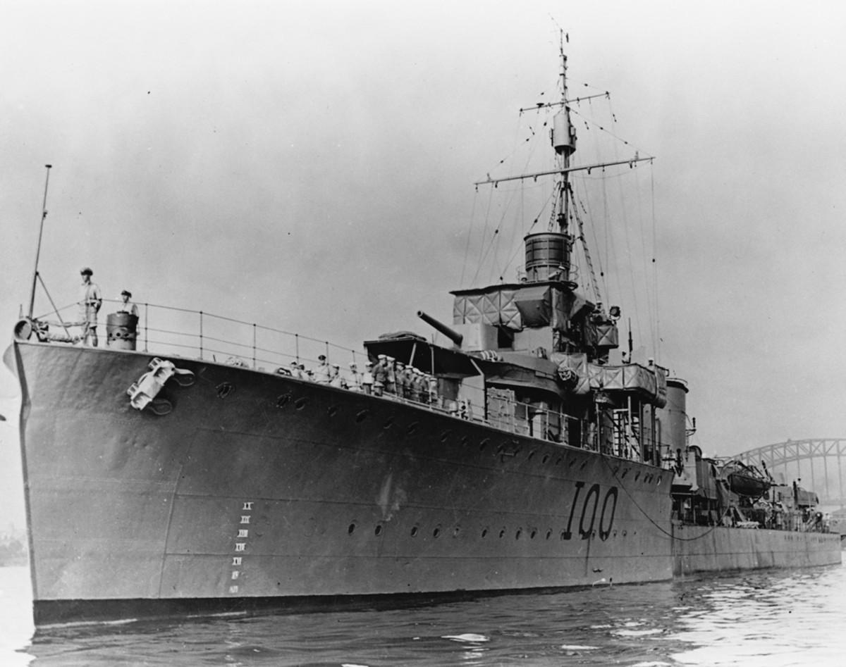 HMAS Stuart