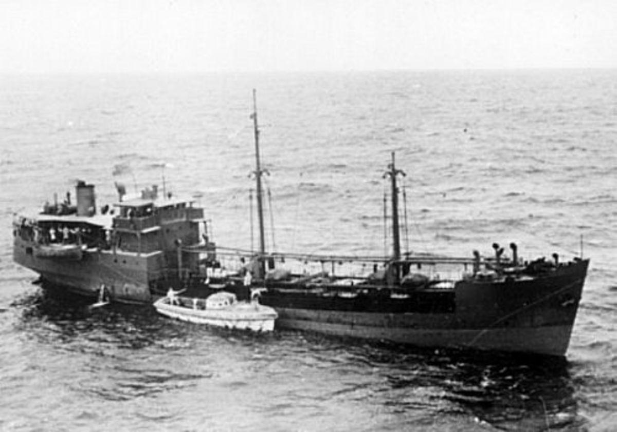 SS Africa Shell