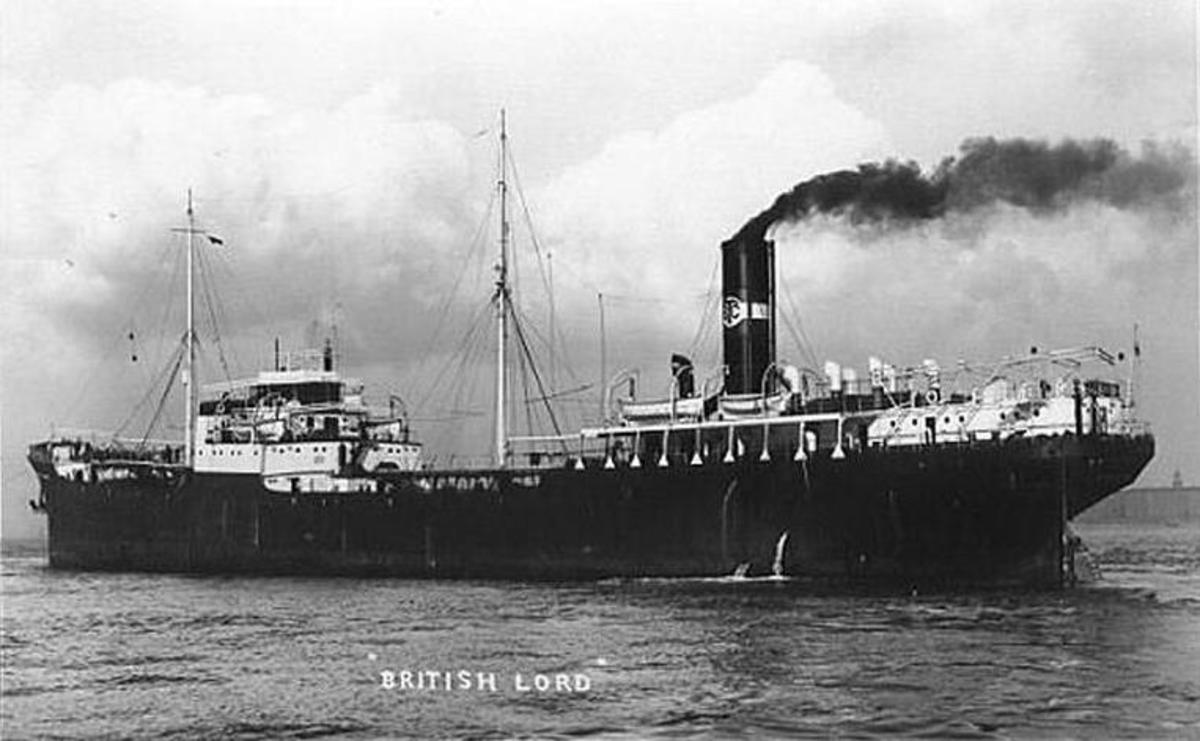 SS British Lord