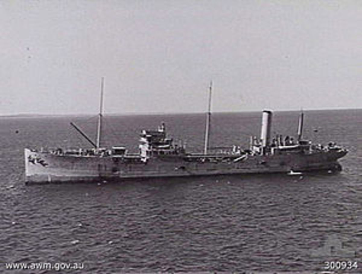 HMAS Kurumba