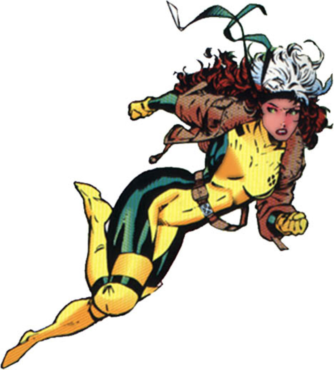Rogue remains a favorite among the ranks of the X-Men