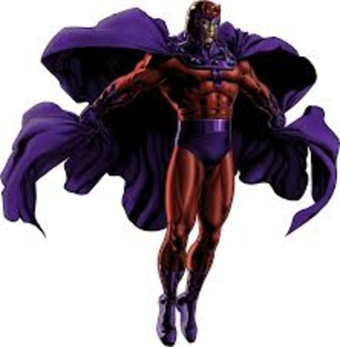 Magneto is the true definitive X-Men bad guy.