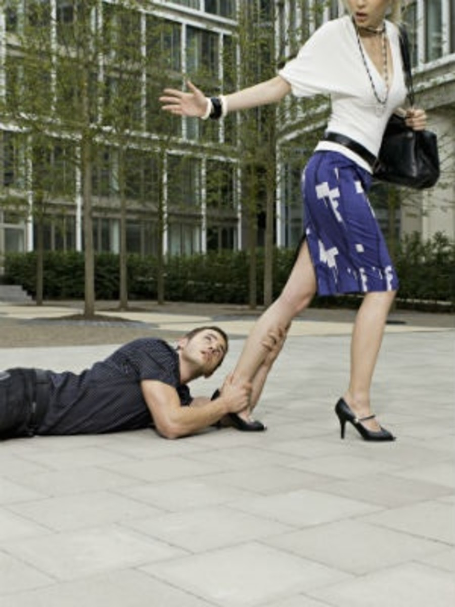 Is He Performing A Disappearing Act On You? | HubPages