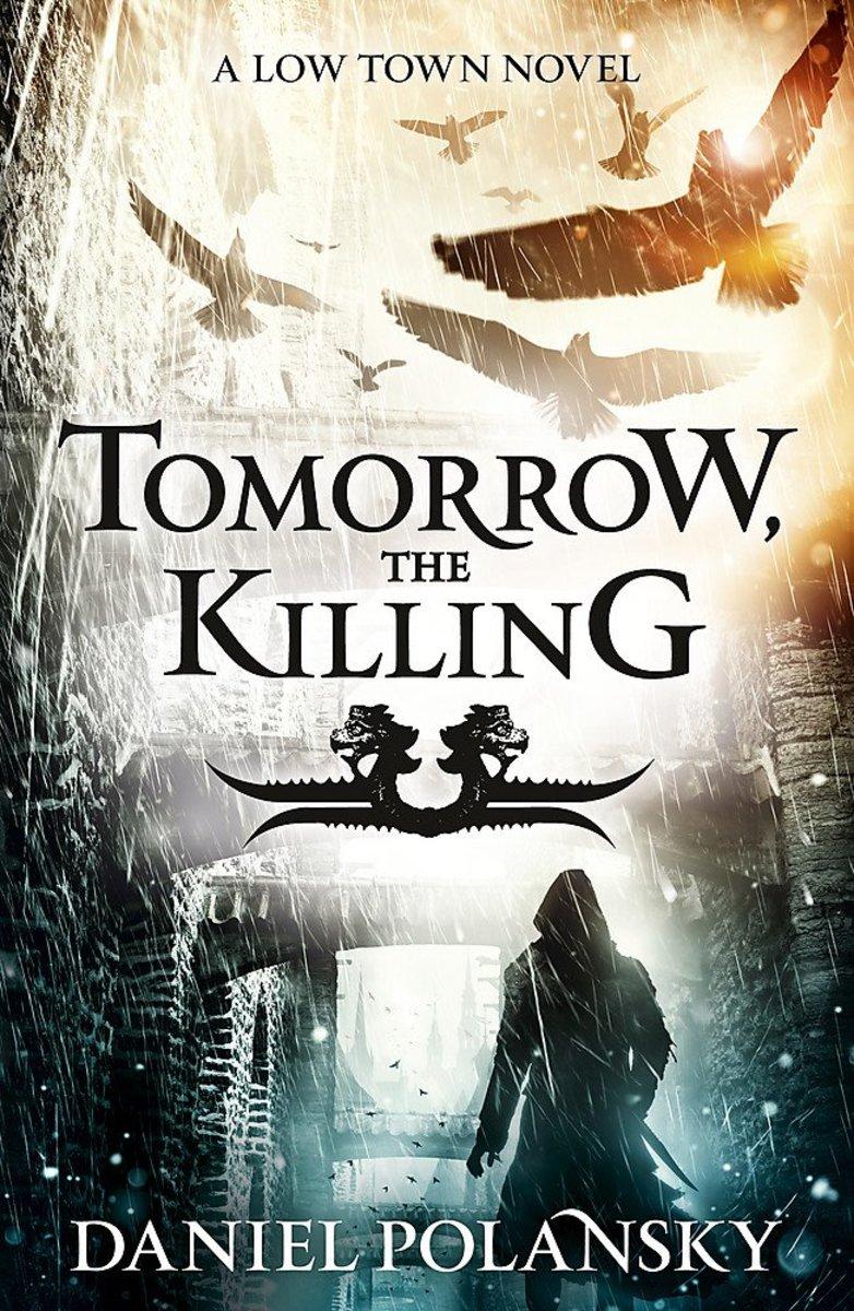 Cover art by Rhett Podersoo for Tomorrow, the Killing