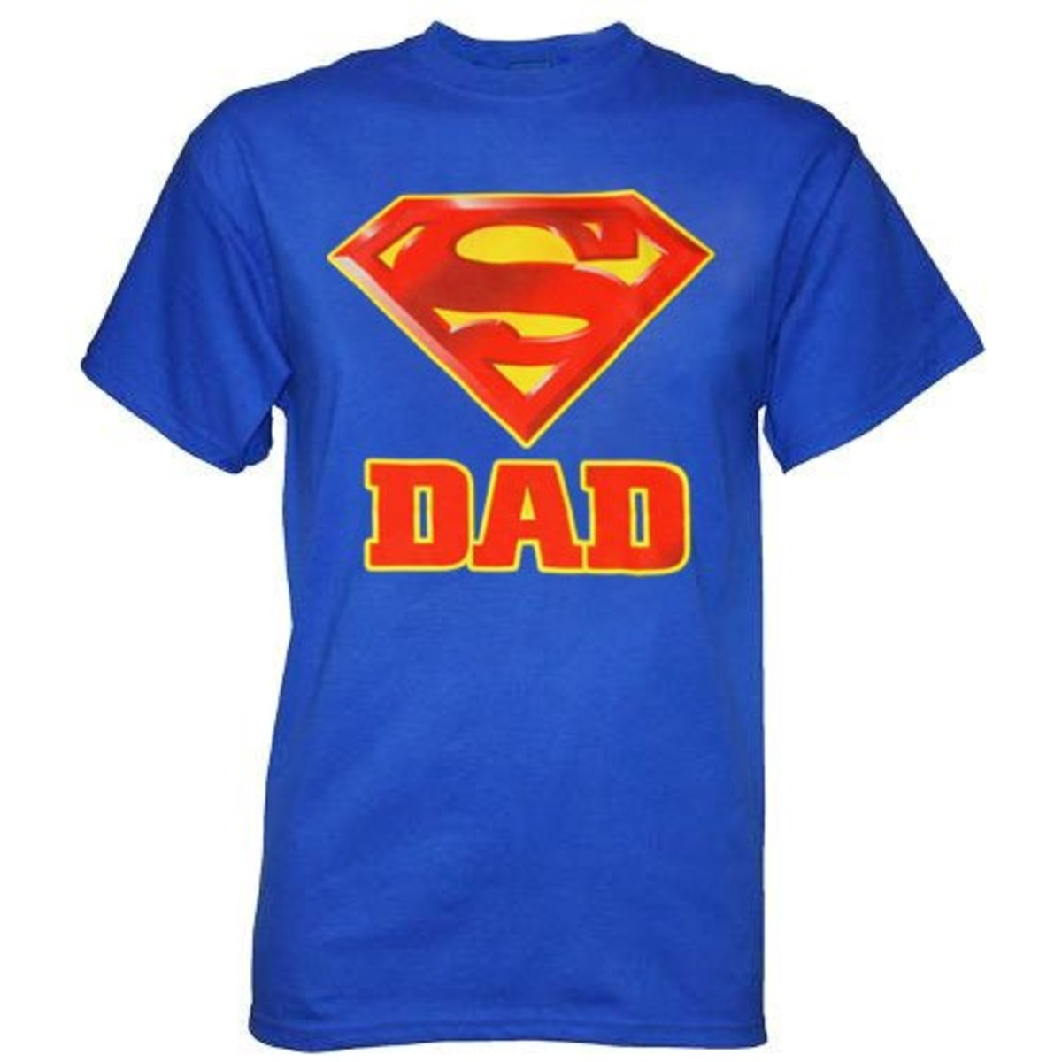 Superman Logo for Dad on a T Shirt