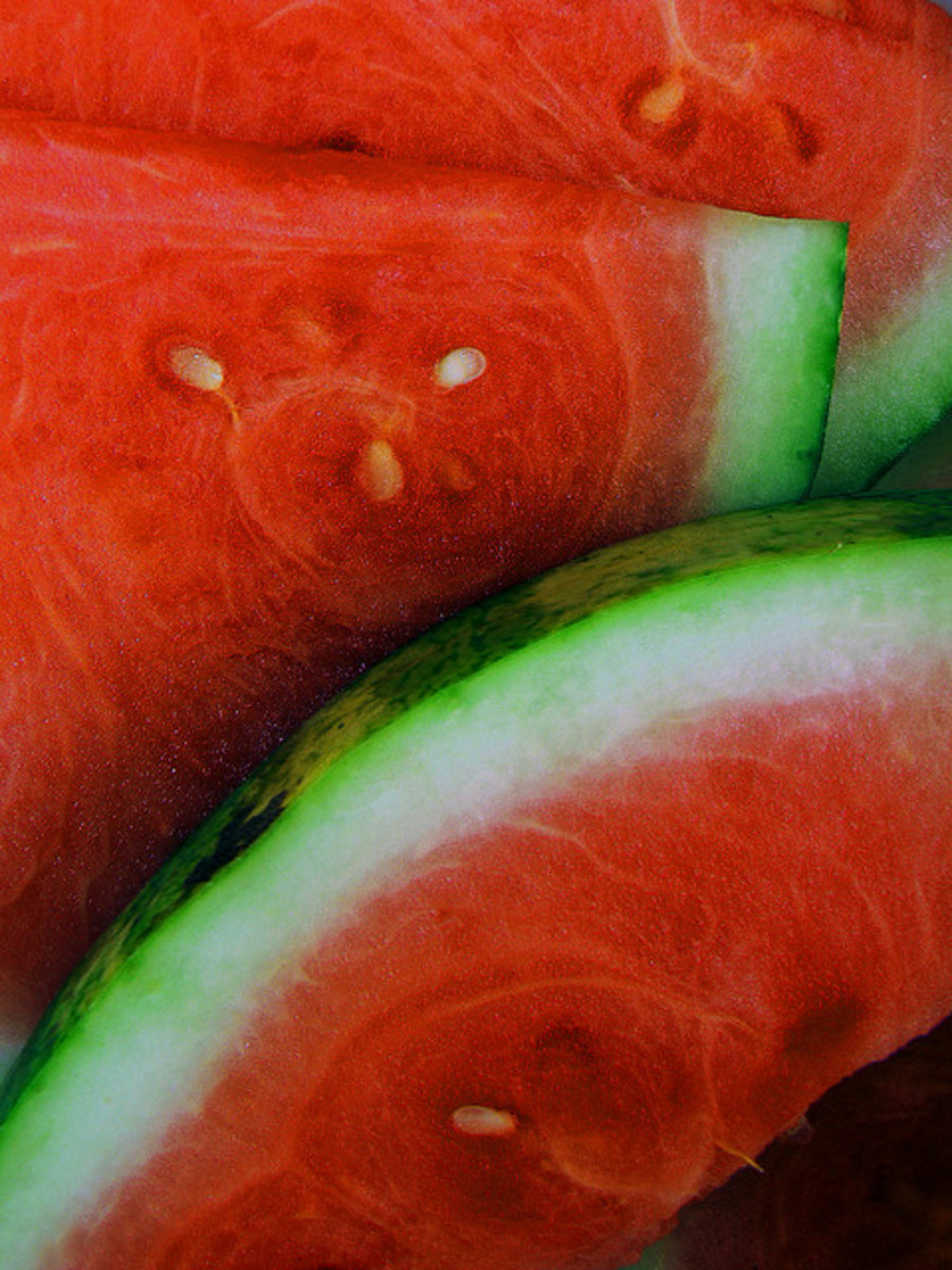 Tequila Infused watermelon on a hot summer day while camping the perfect addition to any adult trip.